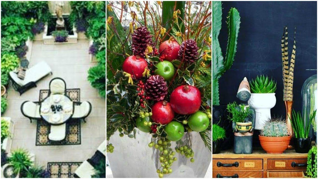 Latest Modern Home & Garden Decoration Ideas | Home & Garden ...