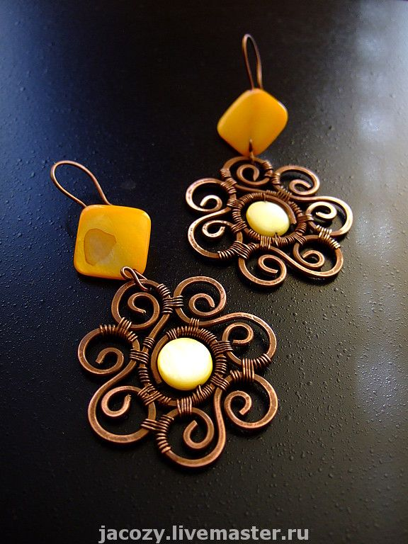 Nice earring design. Would make a great pendant, too. | jewelry ...