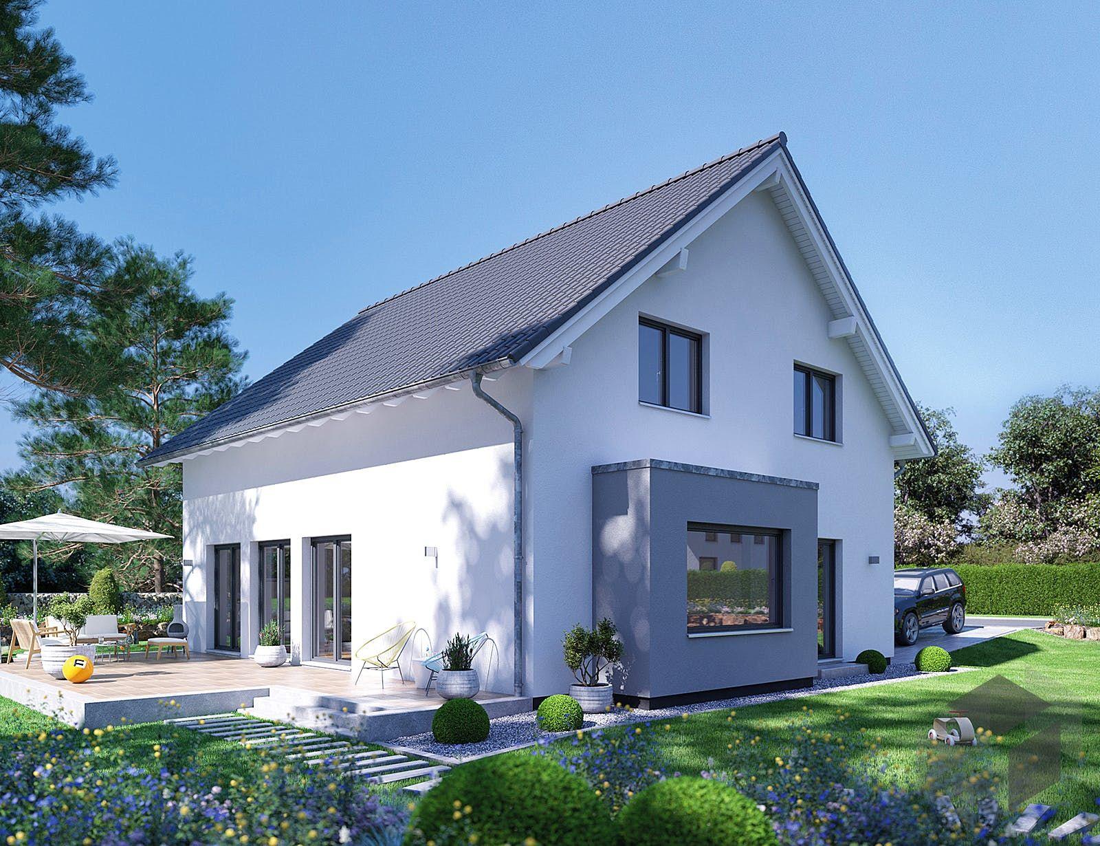 Einfamilienhaus SENTO 400 mit Satteldach von FingerHaus