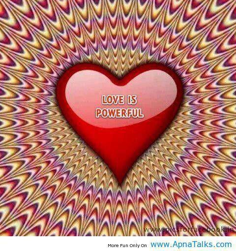 Love is Powerful