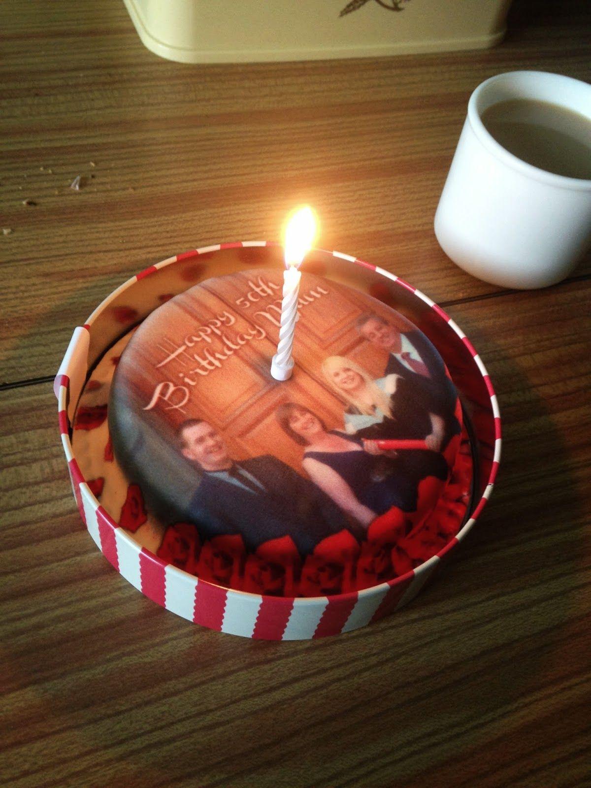Bakerdays letterbox cake review letter box cake