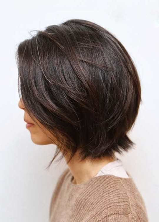 20 Brunette Bob Frisuren 2019 Mom Hairstyle Frisuren
