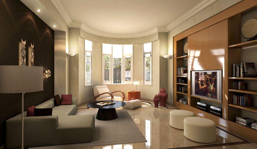 como decorar sala de estar pequena - Buscar con Google Ideas para - ideas para decorar la sala