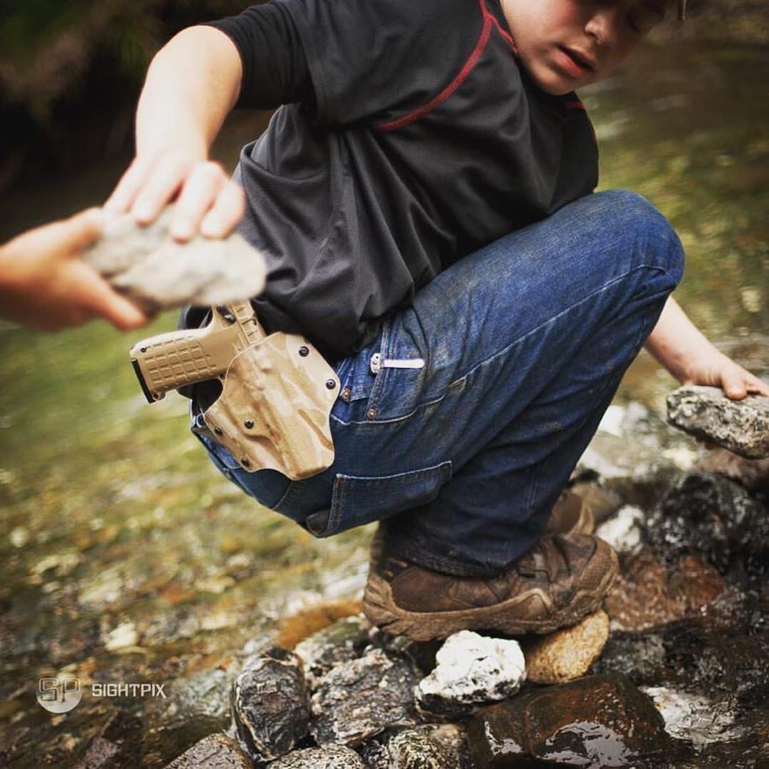MTG MULTICAM OWB Holster for the Kel Tec PMR30 22 pistol  #Kydex