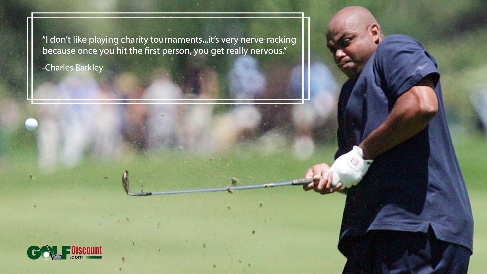 20+ Charles barkley funny golf swing viral