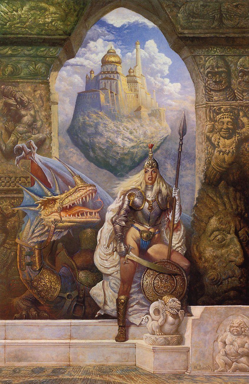 petar meseldzija - the gate girl