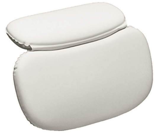 Hot Tub Bath Pillow Bath Pillows for Head and Neck with Suction Cups Spa Bath Pillow Spa Back Support Headrest Waterproof Bath Pillow Cushion with Non-Slip Ergonomic Home Spa Headrest for Bathtub