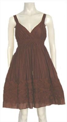 Banana Republic Brown Baby Doll Dress Cute Dresses Dresses Babydoll Dress