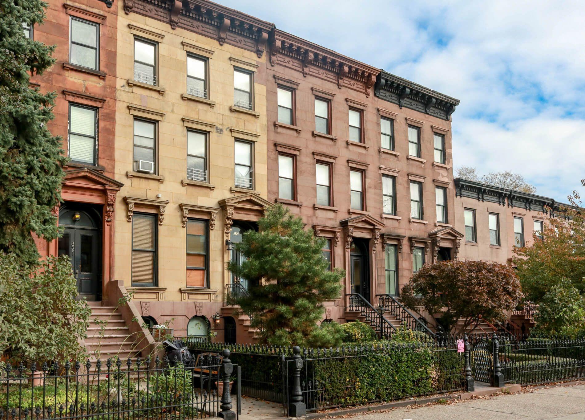 New York City Boroughs ~ Brooklyn | Brownstones | NYC