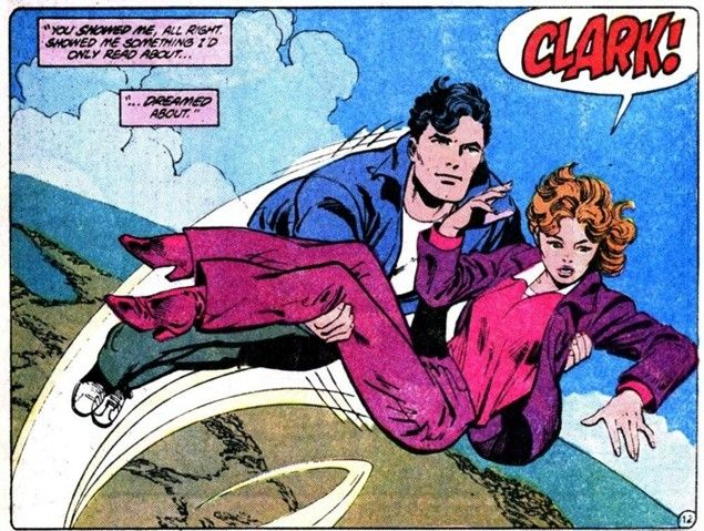 Muitos amores de Superman: Uma Breve História do homem de vida amorosa de Aço