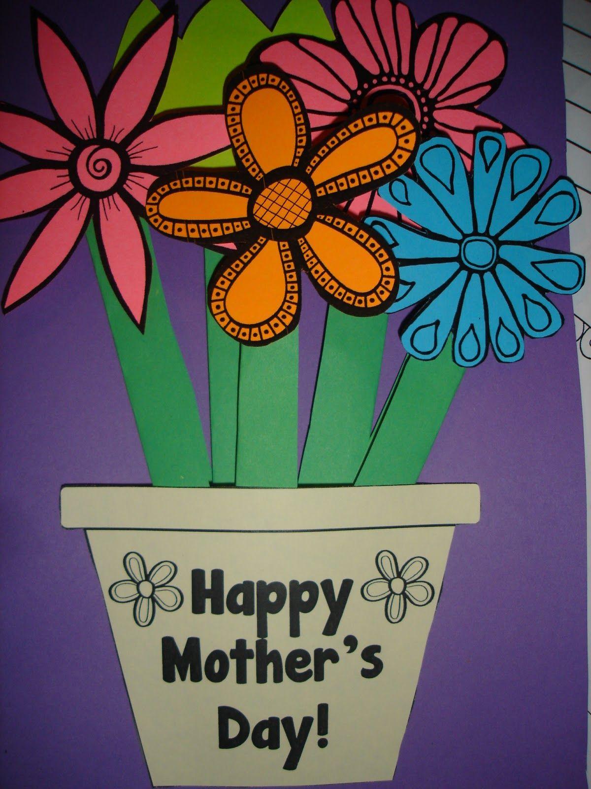 Seasonalcardhandmadecardmakingideasbeautifulflowers mothers