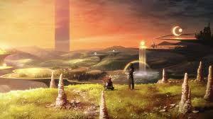 Resultado de imagen para sword art online landscape