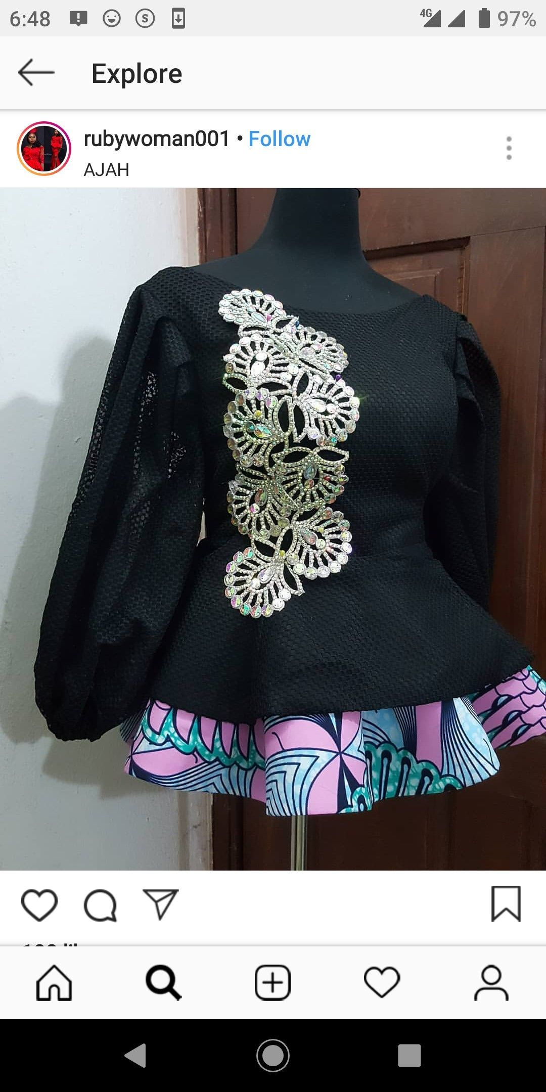 Nigeriandressstyles African Fashion Dresses African Print Dress Designs Latest African Fashion Dresses