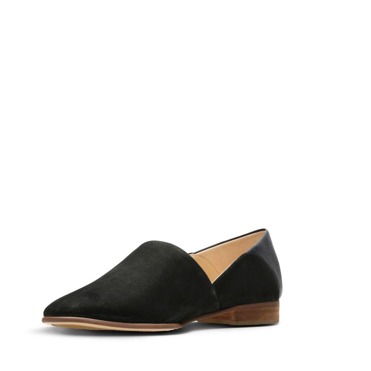 b385fbe77 Clarks Pure Tone - Womens Shoes Black Combination 8.5  NudeWomensShoes   womenshoesblack