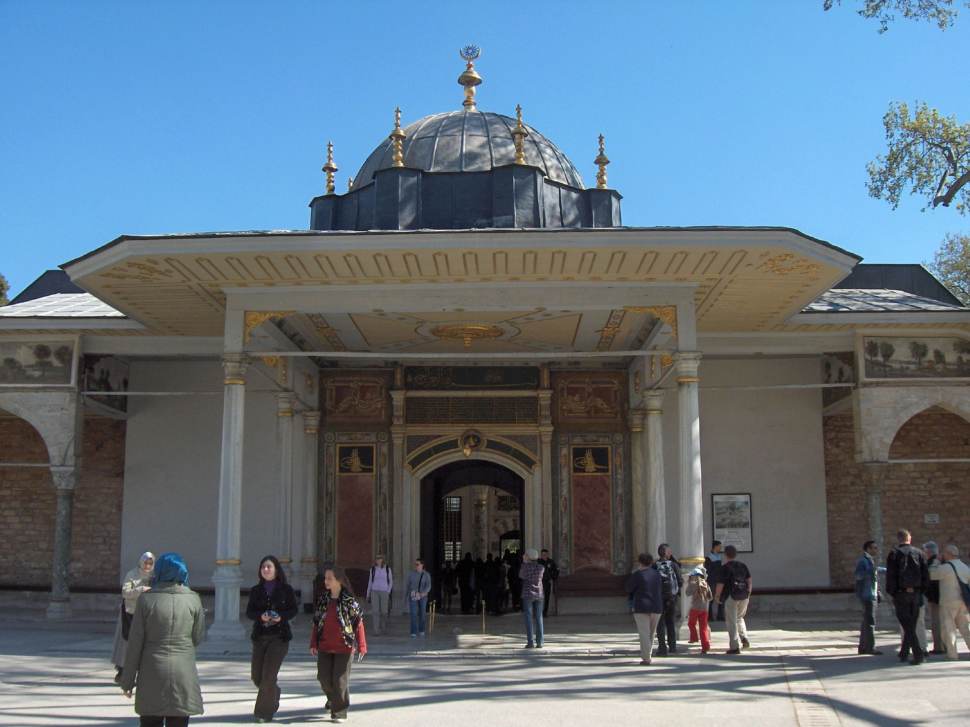 Istanbul.Topkapi036 - Topkapı Palace - Wikipedia, the free encyclopedia  Top...