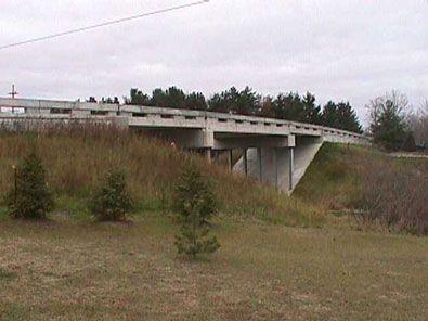 MDOT Historic Bridge Tuscola County Cottrell Rd./ CSX Trans. Inc.