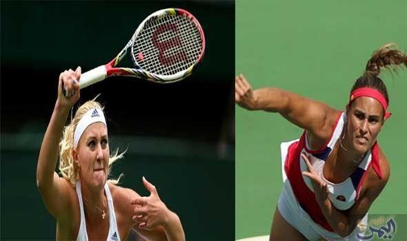 بويغ تستعد لملاقاة غارسيا في الدور الثاني لـ Tennis Racket Sports Tennis