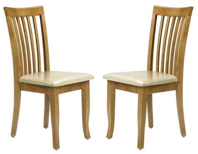 Wondrous Wooden Dining Chair Beige Maple Wood Kitchen Furniture Faux Beatyapartments Chair Design Images Beatyapartmentscom