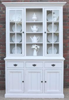 White Kitchen Hutch Buffet hamptons style buffet and hutch - google search | my home