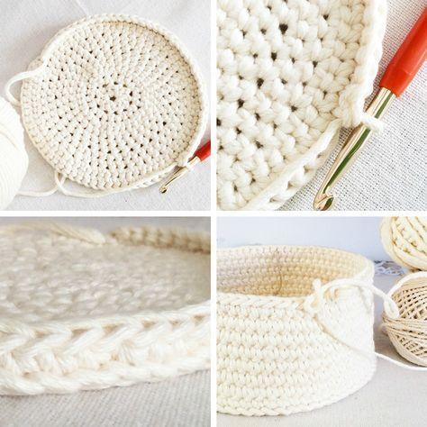Aventure Crochet - Aline Cerise - #Aline #Aventure #Cerise #Crochet
