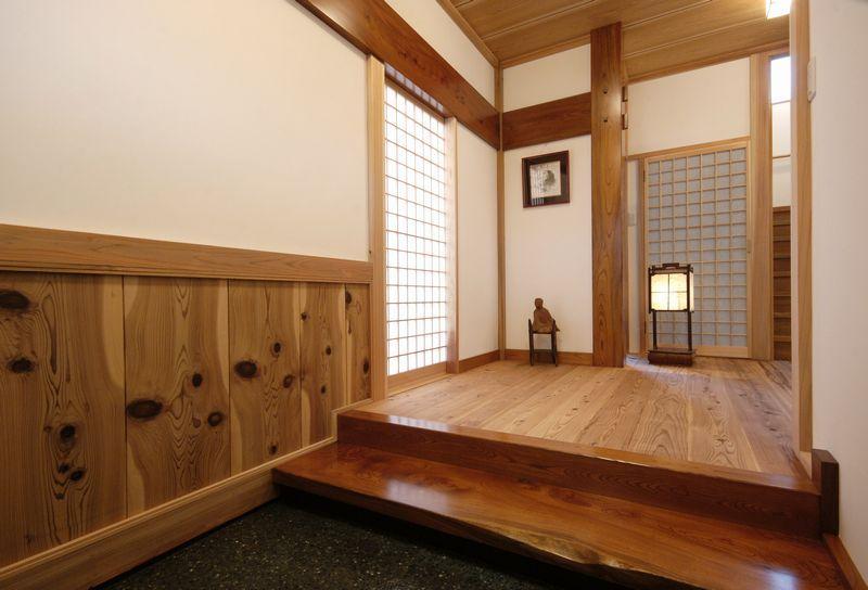 新築施工事例|宮嶋木材-越後杉など自然素材を活かした自由設計の木造注文住宅|柏崎市|ソーラーサーキットの家