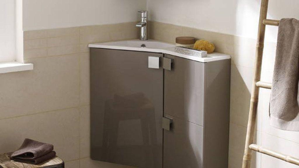 Quelles Astuces Pour Amenager Une Toute Petite Salle De Bain Leroymerlin Salle De Bain Salle De Bain Ikea Meuble Vasque