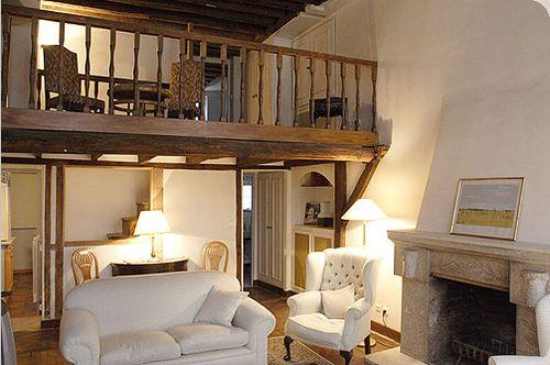 Apartment In Hotel Jeu De Paume Ile Saint Louis