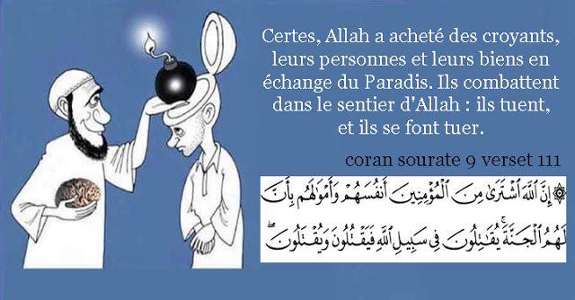 Ecole References Liste Des Versets Coraniques Contre L Humanite Verset Coranique Coran Versets