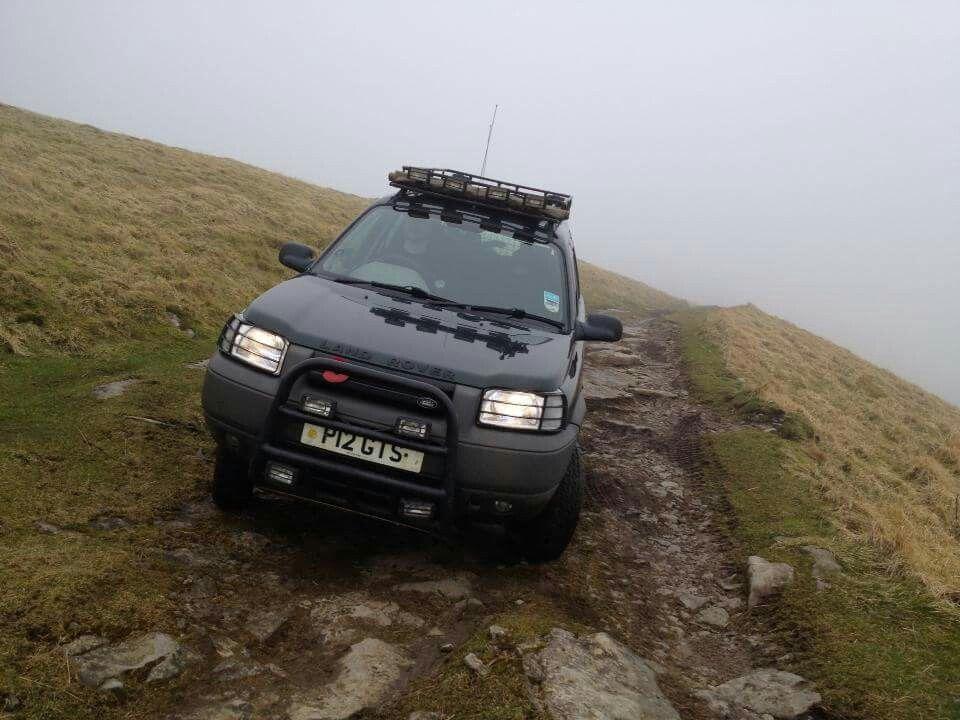 Pin By Kieran Redmond On My Old Freelander Land Rover Freelander Offroad Vehicles