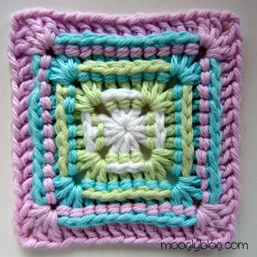 Sweetest Baby Blanket - free pattern with photo tutorial! #crochet ...