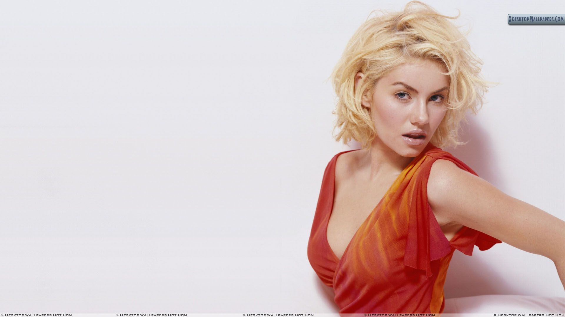 Elisha Cuthbert Hd Wallpapers: Elisha Cuthbert Smiling HD Desktop Wallpaper High