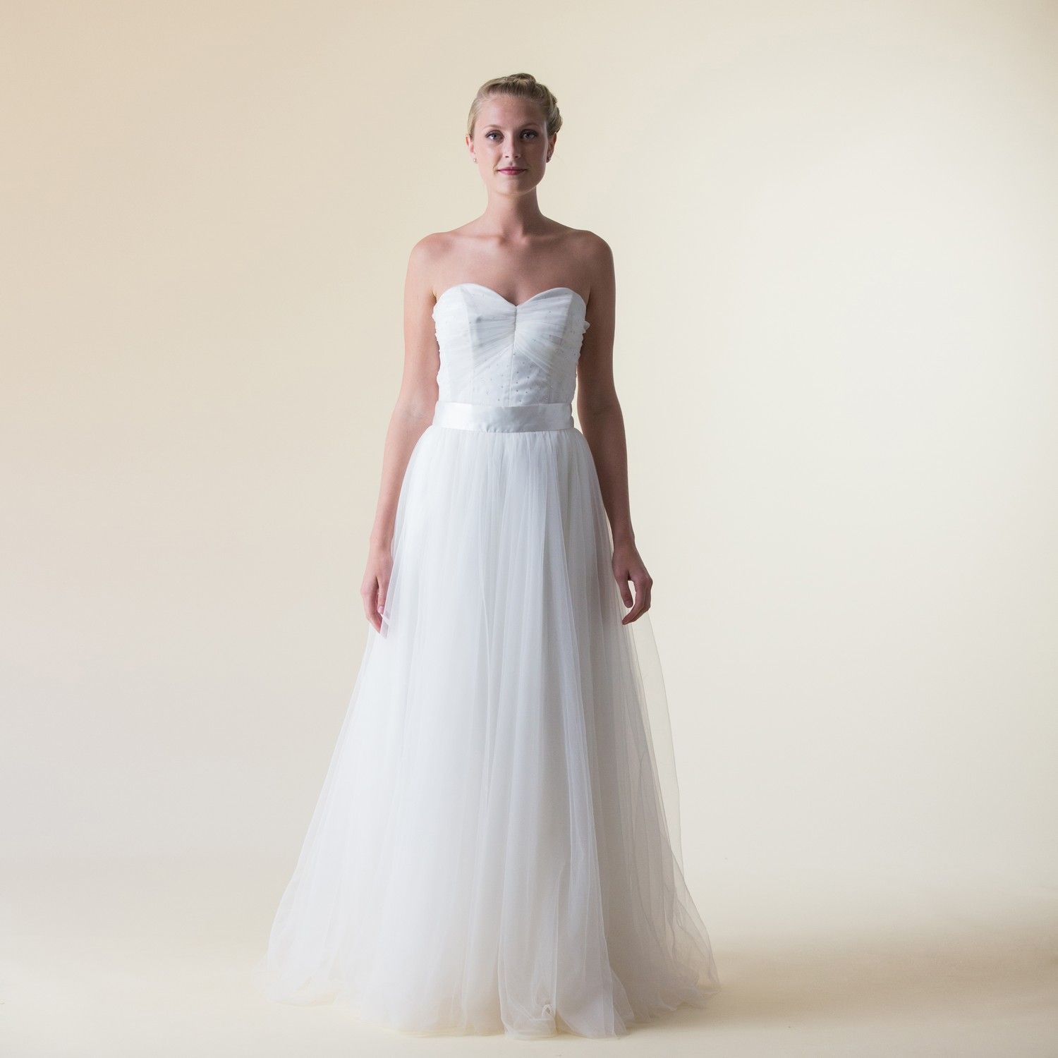 An exquisitely ethical wedding dress. The Florence | Celia Grace ...