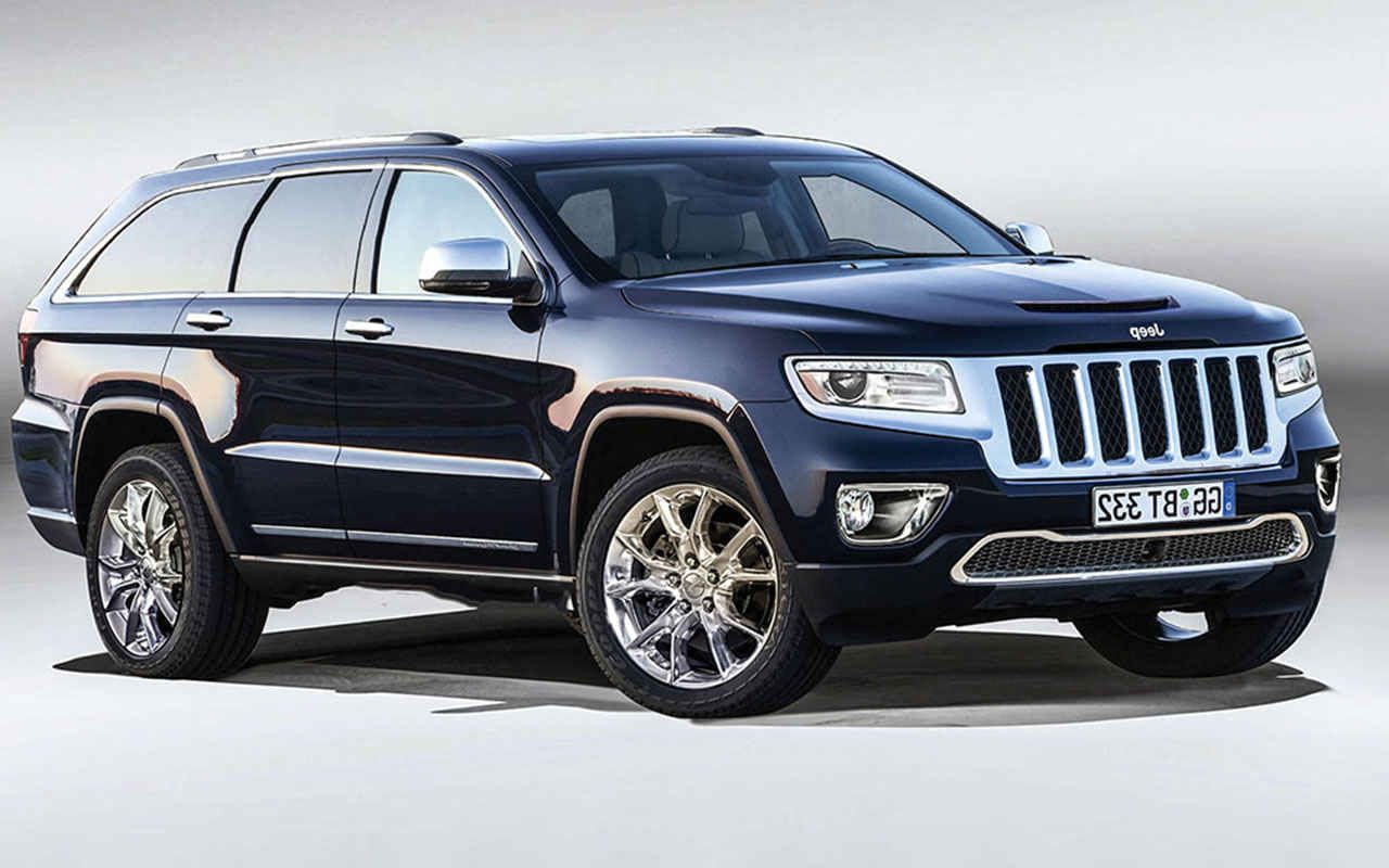 2019 Jeep Grand Wagoneer Concept Pictures, Expected Price
