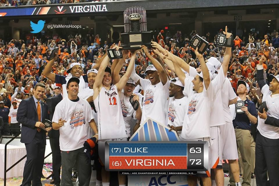 My Hoos are ACC Champs!!! Acc basketball, Uva basketball