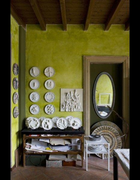 30 idées pour relooker vos murs - Elle Décoration | Decorating rooms ...