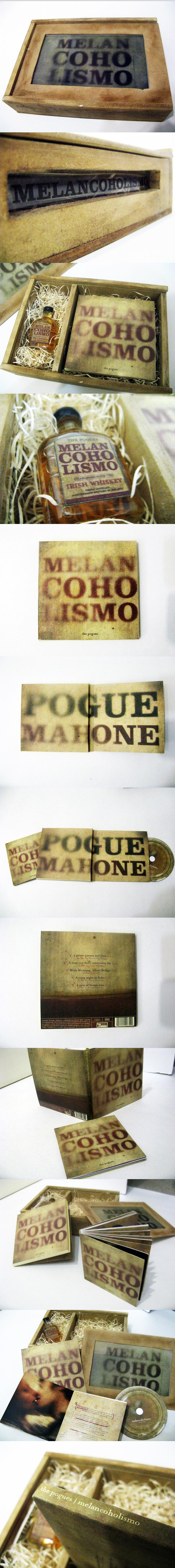 Diseño I – Gabriele. Diseño CD. Fotografía de Sistema del Packaging.