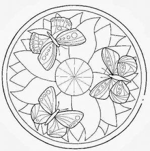 Mandala Yetişkinler Için Boyama Kitabı 2 A Good Patern Page