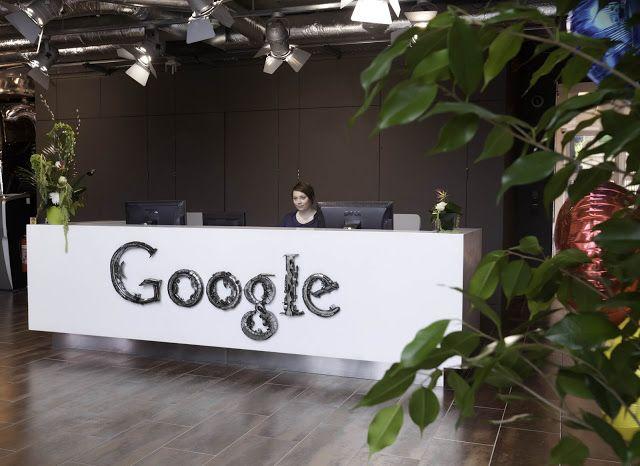 Les plus beaux bureaux de google à travers le monde design