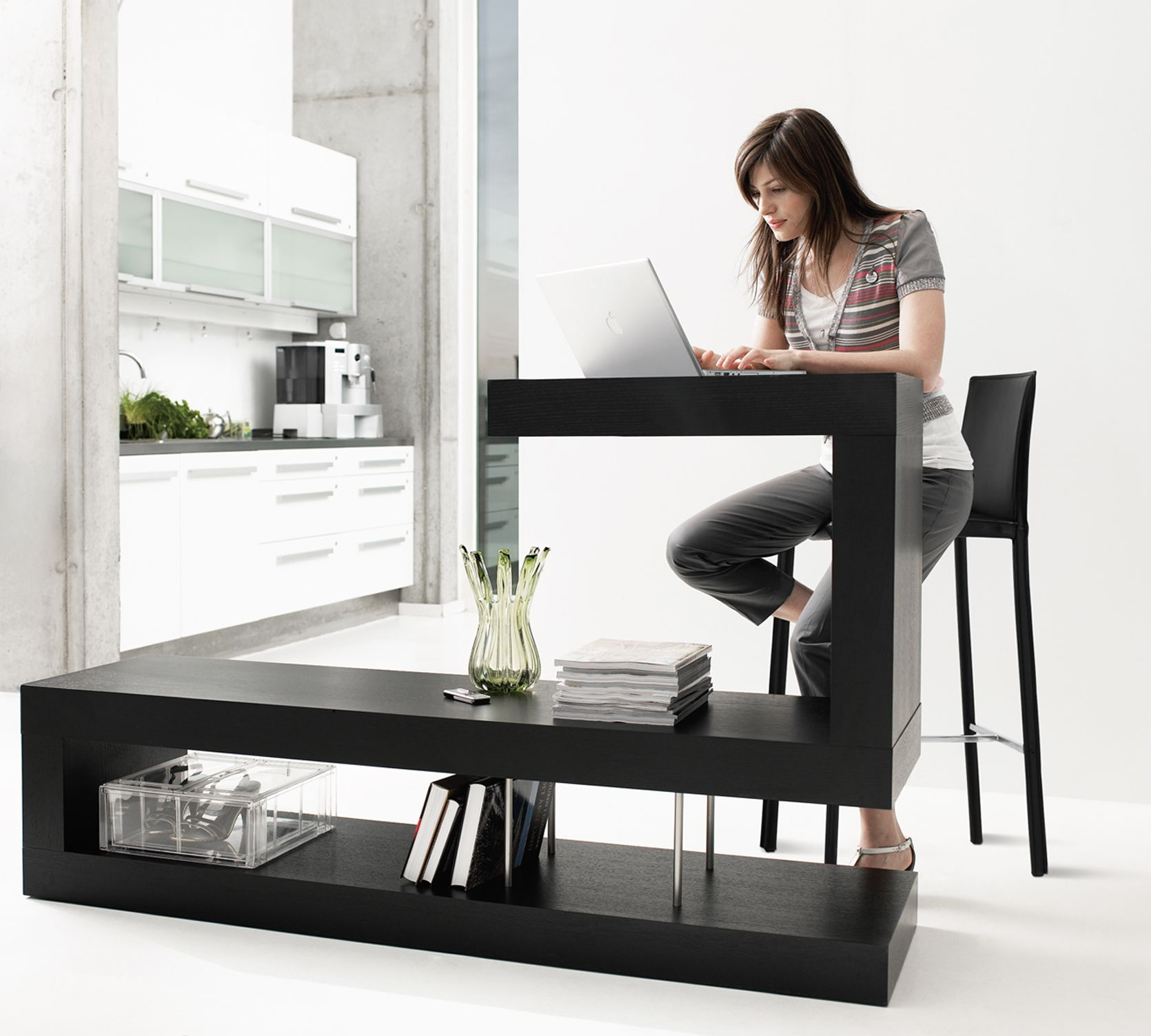 contemporary home office furniture tv. Retro Unit With Many Uses, Room Divider, Table, TV Etc · Contemporary Home OfficesModern Office Furniture Tv