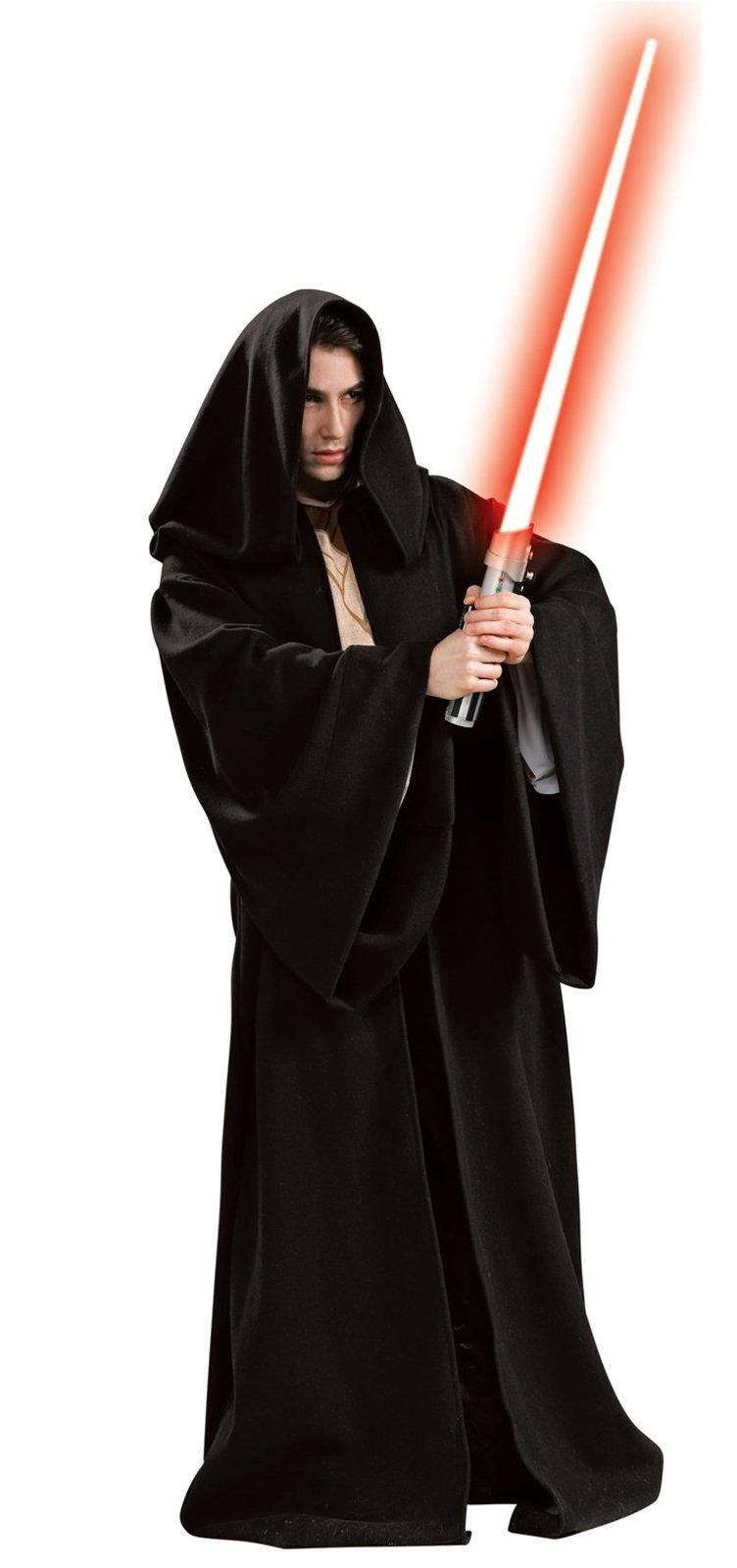 Star Wars Deluxe Sith Robe Adult Costume | Sith robe, Sith and ...