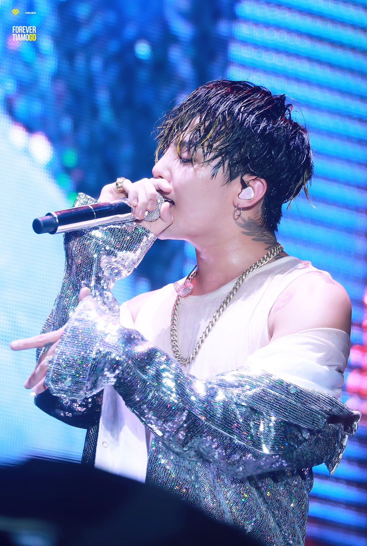 160820 G,Dragon , BIGBANG 0.TO.10 Concert in Seoul