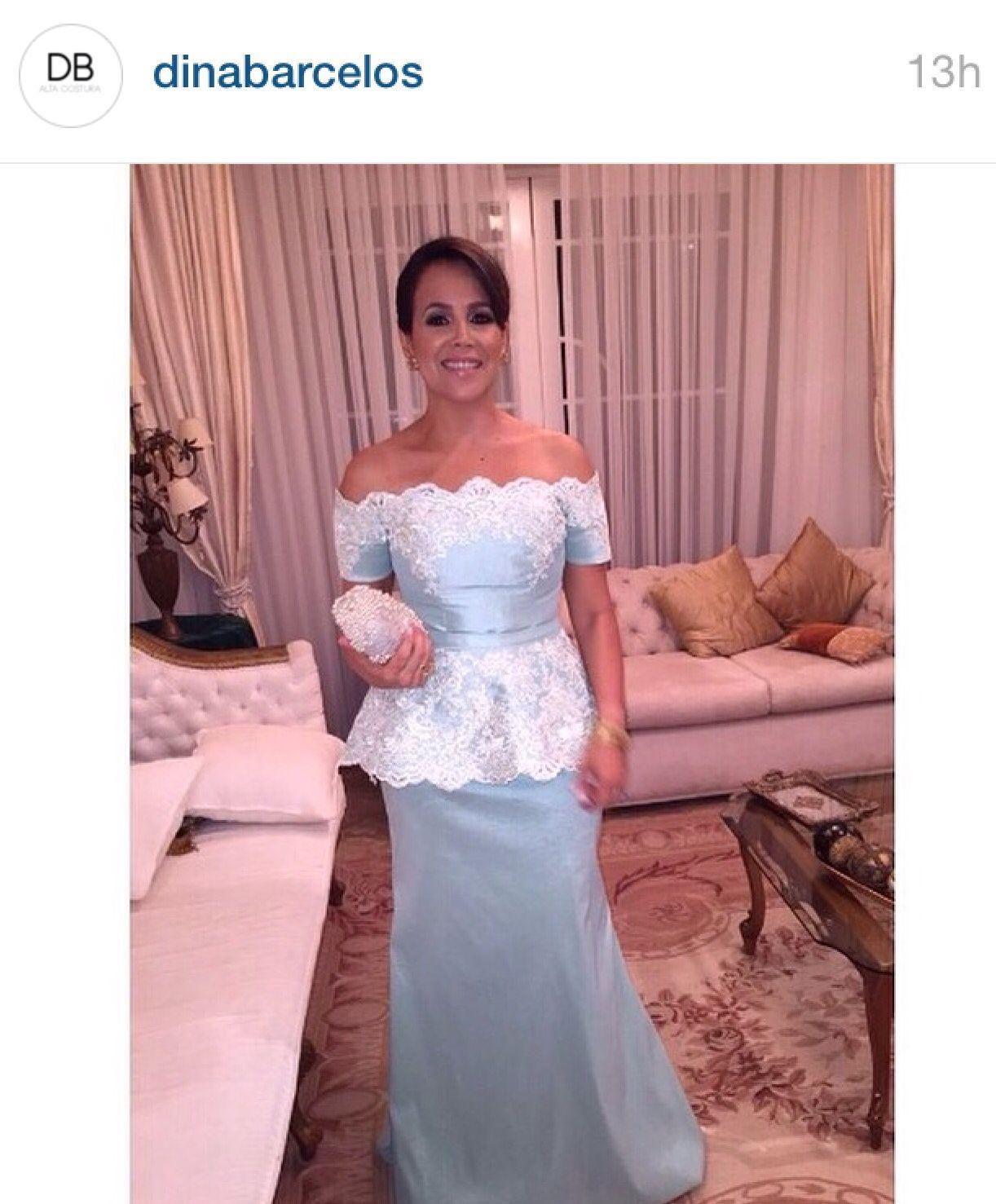 Atractivo Vestidos De Boda De Los Azules Invitados Motivo ...