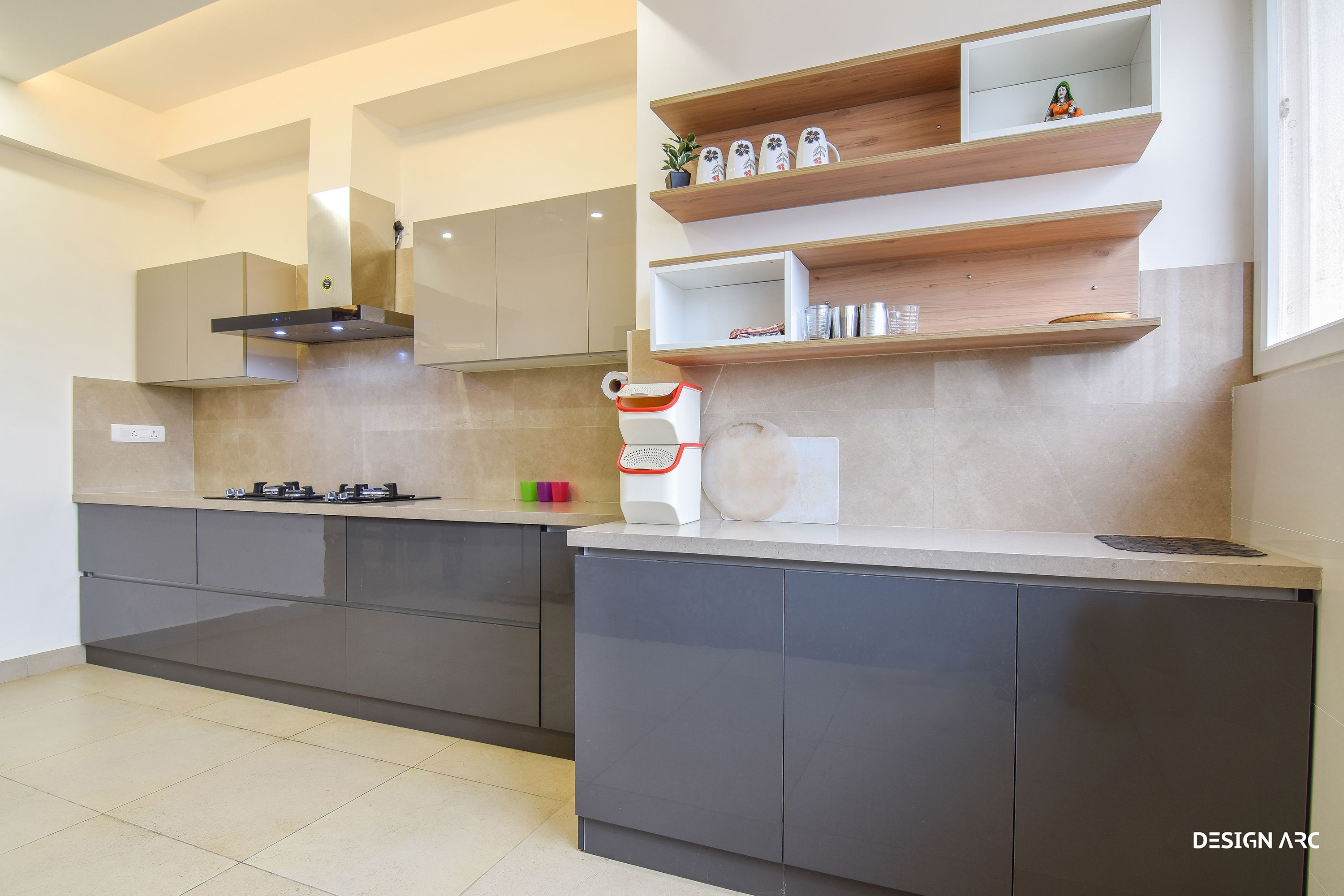 Acrylic Modular Kitchen Interior Design Bangalore Affordable