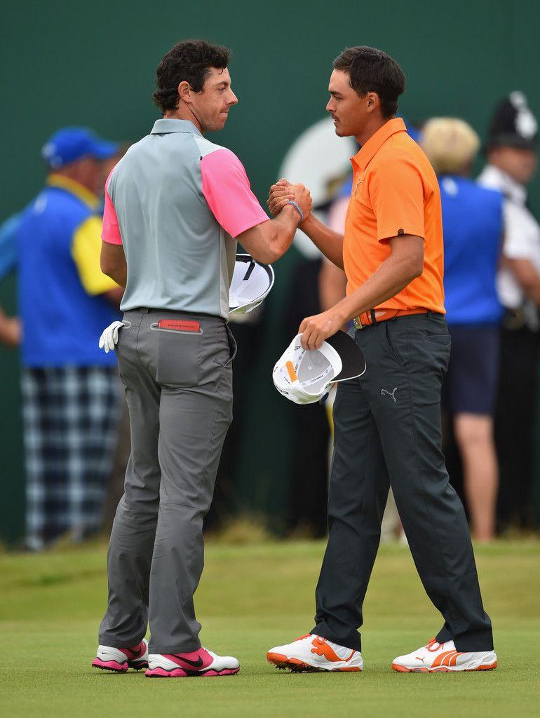 Rory Mcilroy Rickie Fowler Photostream Rickie Fowler Rory Mcilroy Golf Attire