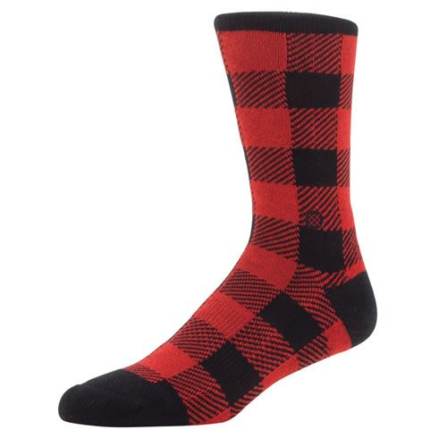 Pin By Riley Kern On Yes Plaid And Leopard Red And Black Shirt Stance Socks