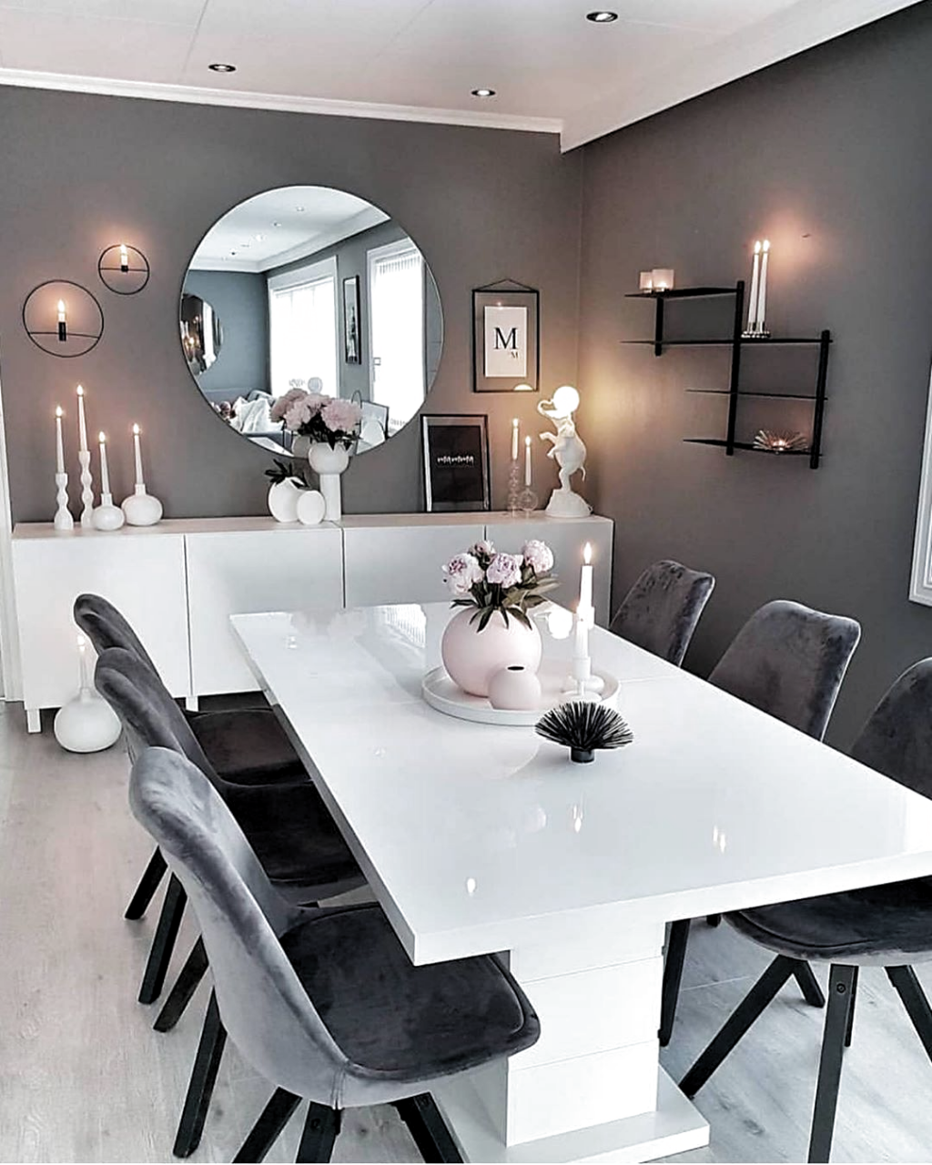 meubles de salle a manger moderne