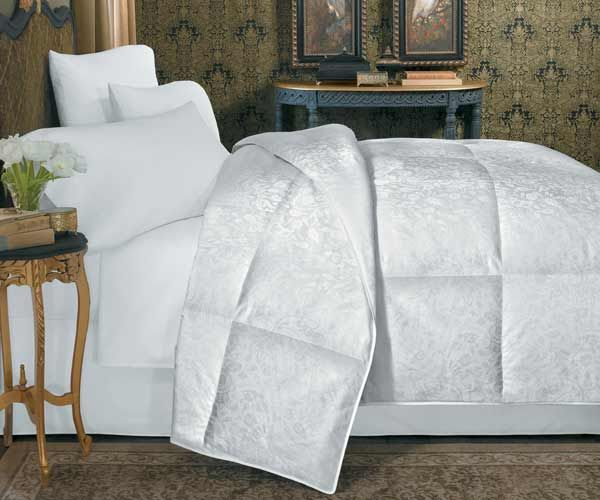 The Company Store White Bay Down Comforter With Images Down