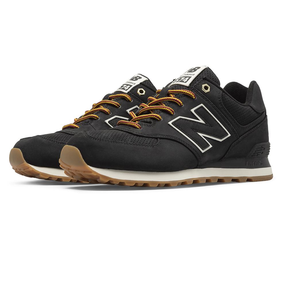 Ml574 - Chaussures De Sport Pour Les Hommes / Nouvel Équilibre D'orange jaZAHUG