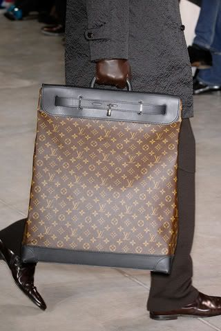 Louis Vuitton Steamer Bag