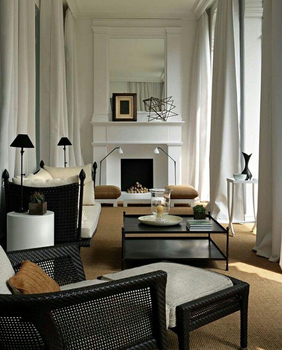 11 Monochrome Living Room Design Tips House Interior Home Home Decor